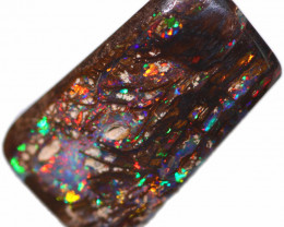 5.35 CTS BOULDER OPAL STONE FROM OLD COLLECTION [BMA8610]