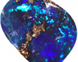 2.50 CTS BOULDER OPAL STONE FROM OLD COLLECTION [BMA8612]