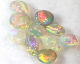 0.90-CTS   CATS EYE CRYSTAL OPALS  PARCEL L. RIDGE TBO-10135