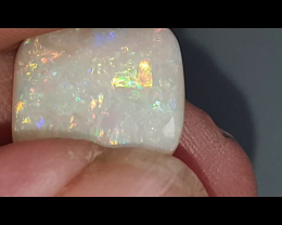 6.8 Ct White Opal from Coober Pedy JR