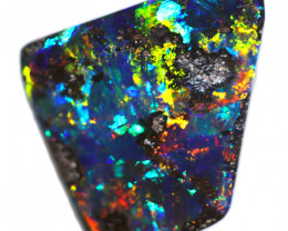 2.17 CTS BOULDER OPAL STONE FROM OLD COLLECTION [BMA8620]