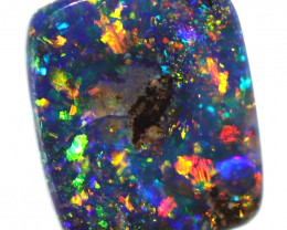 0.21 CTS BOULDER OPAL STONE FROM OLD COLLECTION [BMA8624]