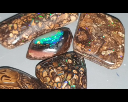 64 Cts Boulder Opal Parcel from Yowah
