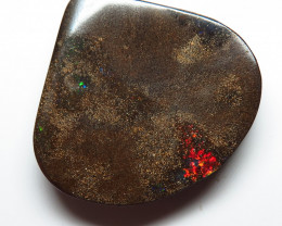 29.95ct Queensland Boulder Matrix Opal Stone