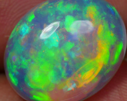 6.95 CRT AMAZING CRYSTAL PATERN WELO OPAL