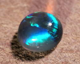 Lightning Ridge Black Opal 0,32ct N2