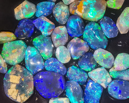 High Grade Rough Opal Lot 94.70 cts  Opal Rubs Lightning Ridge BORFP1104111