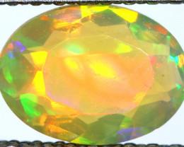 0.50- CTS ETHIOPIAN FACETED STONE FOB-2029