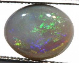 N6-   1.20 CTS - DARK  OPAL POLISHED STONE L. RIDGE TBO-10145