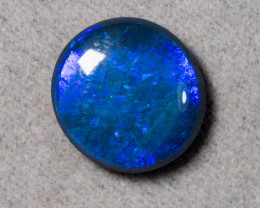 BLACK OPAL 1.89ct LIGHTNING RIDGE SOLID GEM $1 N/R AUCTION BCA4051119