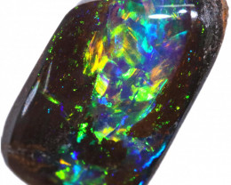 2.66 CTS BOULDER OPAL STONE FROM OLD COLLECTION [BMA8668]
