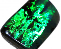 2.78 CTS BOULDER OPAL STONE FROM OLD COLLECTION [BMA8680]