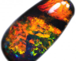 Private 1.34 CTS BOULDER OPAL STONE FROM OLD COLLECTION [BMA8689]