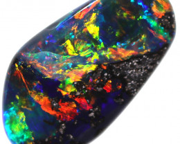 1.29 CTS BOULDER OPAL STONE FROM OLD COLLECTION [BMA8691]