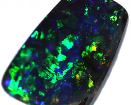 1.36 CTS BOULDER OPAL STONE FROM OLD COLLECTION [BMA8693]