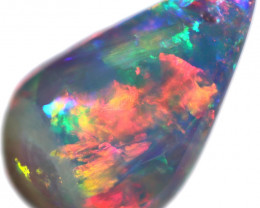 1.40 CTS BOULDER OPAL STONE FROM OLD COLLECTION [BMA8694]