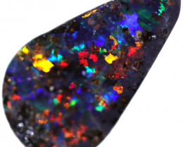 1.13 CTS BOULDER OPAL STONE FROM OLD COLLECTION [BMA8695]