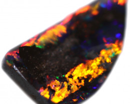 0.98 CTS BOULDER OPAL STONE FROM OLD COLLECTION [BMA8698]