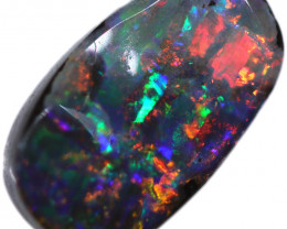 1.57 CTS BOULDER OPAL STONE FROM OLD COLLECTION [BMA8703]