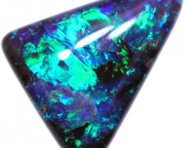 2.66 CTS BOULDER OPAL STONE FROM OLD COLLECTION [BMA8713]