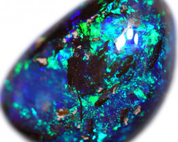 3.30 CTS BOULDER OPAL STONE FROM OLD COLLECTION [BMA8718]