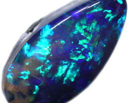 3.02 CTS BOULDER OPAL STONE FROM OLD COLLECTION [BMA8721]
