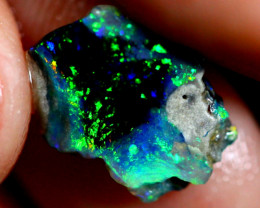 1.61cts Australian Lightning Ridge Opal Rough / N80