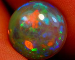 2.96 ct Galaxy Pattern !! Welo  Ethiopian Opal-DD459