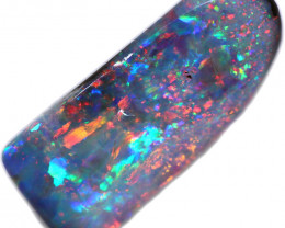 2.85 CTS BOULDER OPAL STONE FROM OLD COLLECTION [BMA8725]