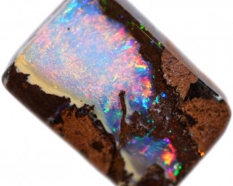 12.08 CTS BOULDER OPAL STONE FROM OLD COLLECTION [BMA8743]