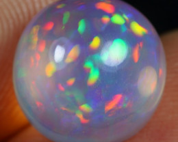6.60cts Crystal Cell Pattern Natural Ethiopian Welo Opal