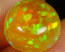 4.60cts Amazing Cell Pattern Natural Ethiopian Welo Opal