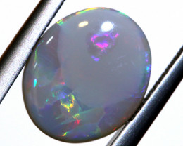 N5-2.80   CTS - DARK  OPAL POLISHED STONE L. RIDGE TBO-10165