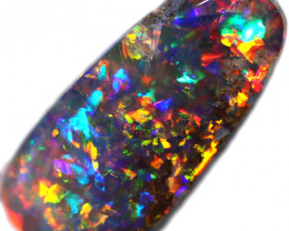 2.70 CTS BOULDER OPAL STONE FROM OLD COLLECTION [BMA8758]