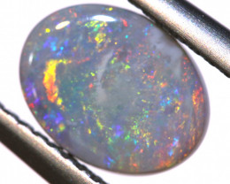 N5-.15   CTS - DARK  OPAL POLISHED STONE L. RIDGE TBO-10182