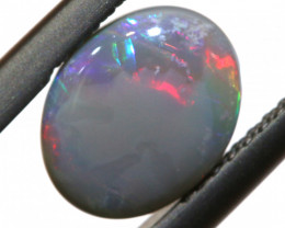 N5-1.60   CTS - DARK  OPAL POLISHED STONE L. RIDGE TBO-10218