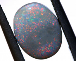 N5-2.40-   CTS - DARK  OPAL POLISHED STONE L. RIDGE TBO-10224