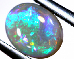 N5-1.30   CTS - DARK  OPAL POLISHED STONE L. RIDGE TBO-10226