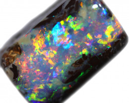 11.05 CTS BOULDER OPAL STONE FROM OLD COLLECTION [BMA8766]