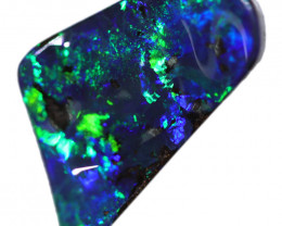 5.59 CTS BOULDER OPAL STONE FROM OLD COLLECTION [BMA8768]