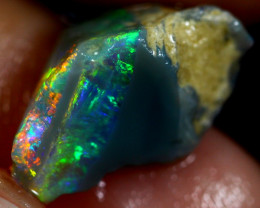 3.45cts Australian Lightning Ridge Opal Rough / N249