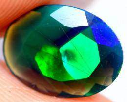 0.85cts  Ethiopian Welo Black Opal / FA198