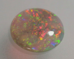 Lightning Ridge Multi-colour Bright Crystal Opal 0.26 cts