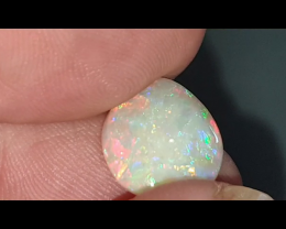 Gemmy Crystal Opal from Coober Pedy Seven Mile Mine.