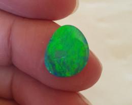 Opal Doublet Lightning Ridge Crystal