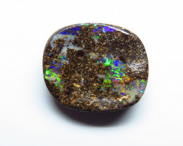 5.85ct Queensland Boulder Opal Stone