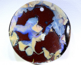 79-CTS  YOWAH OPAL STONE DRILLED    NC-6981