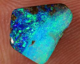 2.7ct 9x7mm Queensland Boulder Opal  [LOB-2990]