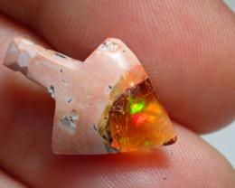 5.2ct Mexican Matrix Cantera Multicoloured Fire Opal