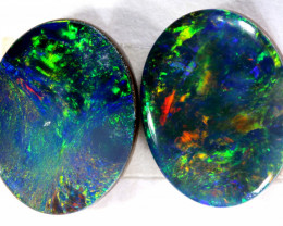2.15 CTS   OPAL DOUBLET PAIR   LO-5479